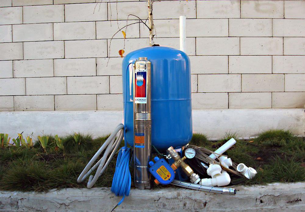 Оборудование для обустройства скважины на воду в Нижнем Новгороде купить
