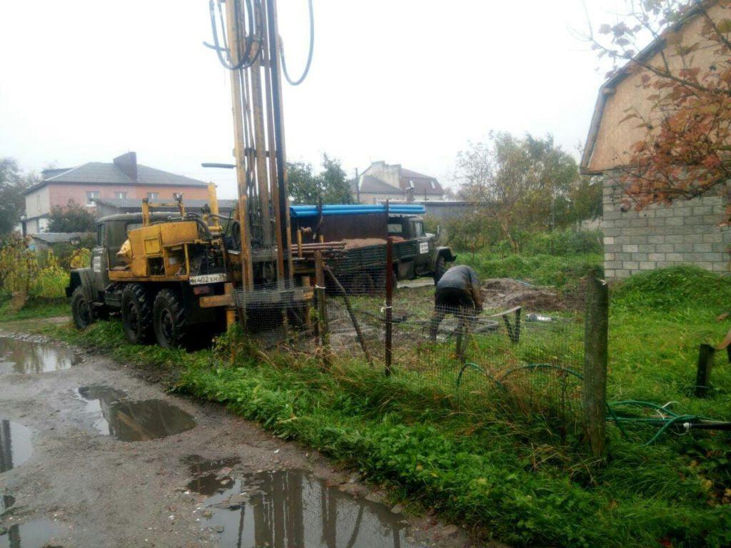 Бурим скважины на воду любой день недели в Нижегородской области