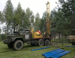 Цена на бурение скважин на воду в Нижегородской области