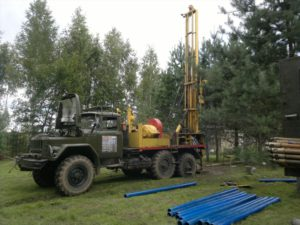 Бурение скважин в Нижегородской области с договором и гарантией 2 года.