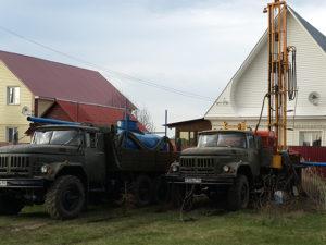 Бурение скважин на даче в Нижнем Новгороде