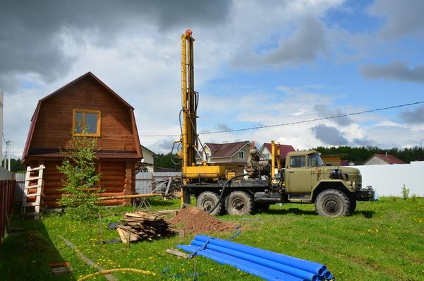 Заказать бурение скважины на воду в Нижегородской области