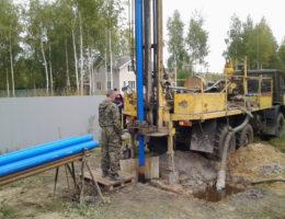 Бурение скважин на воду в селе Безводное