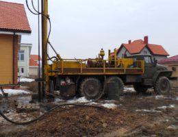 Бурение скважин на воду в Чешских садах Богородский район