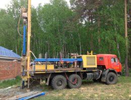Бурение скважин на воду в поселке Русское поле и в селе Михальчиково Кстовский район
