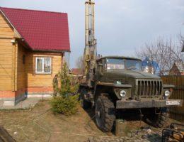 Бурение скважин в поселке Русская деревня Богородский район