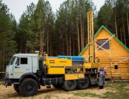 Бурение скважин на воду в поселке Трехречье Кстовский район