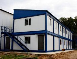 Строительство модульных зданий в Нижнем Новгороде и Нижегородской области