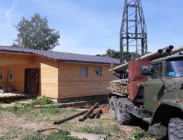Бурение скважин на воду в деревне Никульское Кстовский район