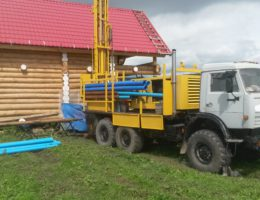 Заказать бурение на воду в Нижнем Новгороде