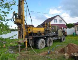 Бурение скважин в деревне Кузьминка Кстовский район