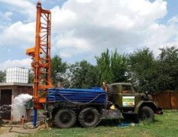 Бурение скважин на воду в деревне Иваново Городецкий район