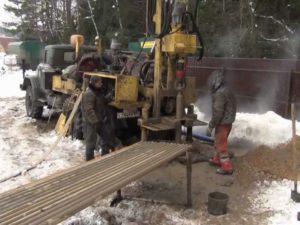 Бурение скважин в деревне Ройка Кстовский район