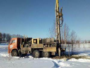 Бурение скважин на воду в селе Ближнее Борисово Кстовский район