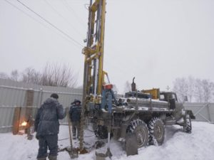 Бурение скважин в селе Татинец Кстовский район