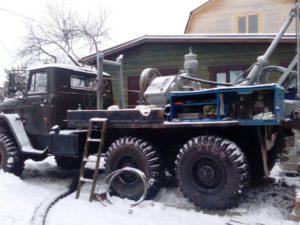 Бурение скважин в селе Дуденево Богородский район