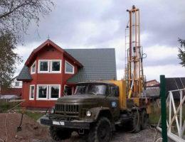 Бурение скважин в селе Вершилово Чкаловского района