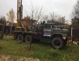 Бурение скважин в деревне Золотово Гороховецкий район