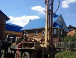 Бурение скважин в селе Старково Володарский район