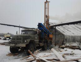 Бурение скважин в Бузуйках Борский район
