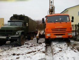 Бурение скважин в деревне Шилово Богородский район Нижегородская область