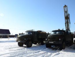 Бурение скважин в поселке Миянг Дальнеконстантиновского района