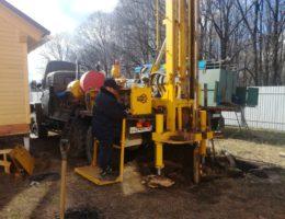 Бурение скважин на воду в поселке Щелканово Володарский район
