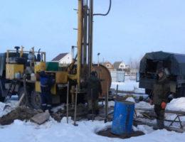 Бурение скважин в садах Рябинушка город Богородск Нижегородская область