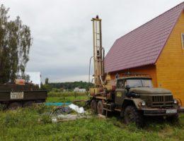 Бурение скважин на воду в деревне Дубенки Богородского района
