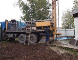 Бурение скважин на воду в селе Катунки Чкаловский район