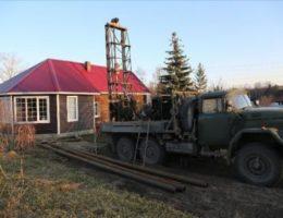 Бурение скважин в деревне Стрелково Богородский район