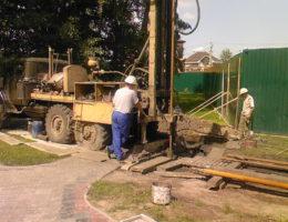 Бурение и обустройство скважин в деревне Вязовец Богородский район