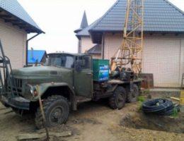 Бурение скважин на воду в селе Вязовка Кстовский район