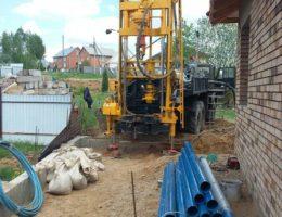 Бурение скважин на воду в деревне Михальчиково Кстовский район
