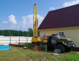 Бурение скважин на воду в деревне Денисово Гороховецкий район