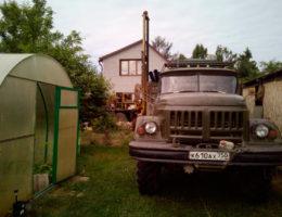 Бурение скважин на воду в деревне Выползово Богородский район
